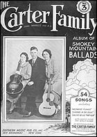 Smokey Mountain Ballads. The Carter Family